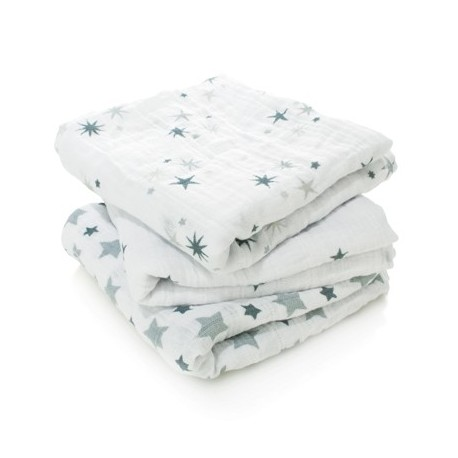 twinkle musy - muslin squares
