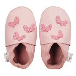 Soft sole blossom butterflies
