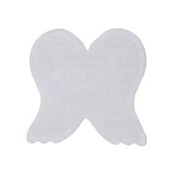 Tapis souple blanc Ailes d'ange
