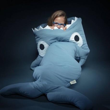 Sac de couchage enfant - Bleu