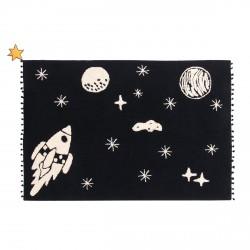 Tapis Lavable Univers - 140 x 200 cm